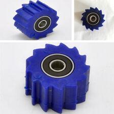 Blaue Kunststoff Motorrad Kettenrolle für YAMAHA YZ125/ 250 YZ250F / 400F WR250F