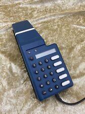 """Kompakt Telefon """"Berlin"""" Post mit OVP und Bedienungsanleitung Sammlerstück BLAU"""