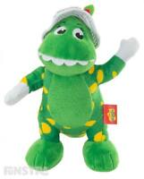 Dorothy the Dinosaur Plush Toy | Dorothy the Dinosaur Toys | The Wiggles Toys