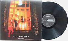 Automatics - Rarities LP JAPAN PRESS Wanderers UK Punk Powerpop Bloodstains KBD