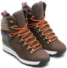 DS WOMENS NIKE ACG SKY HIGH ZOOM ASTEROID WEDGE BOOTS 599497 280 SZ 7 NOBOXLID