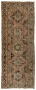4.8x12.8 Ft Vintage Central Anatolian Village Rug