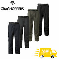 Craghoppers Mens Classic Kiwi Walking Hiking Golf Outdoor Trousers RRP £50