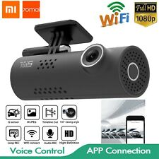 Global Xiaomi 70MAI Smart Dash Cam 130 Degree 1S Car DVR 1080P HD Car Recorder