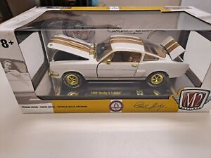 M2 Machines 1966 SHELBY GT350H  1:24 Scale 1 Of  500 Carroll Shelby (New In Box)
