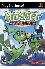 Frogger Ancient Shadow PlayStation 2 PS2 Kids Game