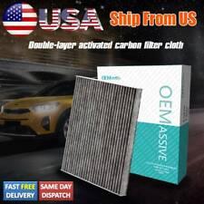 Car Cabin Air Conditioning AC Filter For Hyundai Santa Fe Kia Optima GMC Saturn