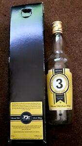 Joey Dunlop limited edition whisky bottle/case/certificate iom tt