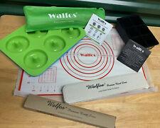 Walfos Baking Set, Premium Bread Lame, Reusable drinking straws, Baking Molds