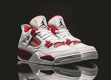 DS MENS NIKE AIR JORDAN IV 4 RETRO 89 ALTERNATE NO KEYCHAIN 308497 106 Sz 8 Max
