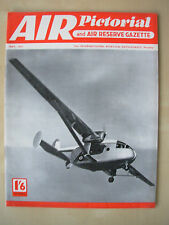 AIR PICTORIAL MAGAZINE MAY 1957 HDM.105