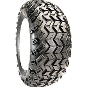 Set of 4 Golf Cart Tires DOT 22x11-12 Excel Sahara Classic All Terrain 4 Ply