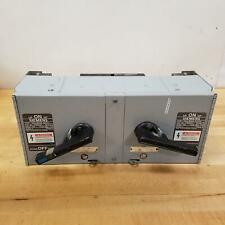 Ite Siemens V7E V7E3233 100 Amp 240V Fusible Panelboard Switch Ser A - Used