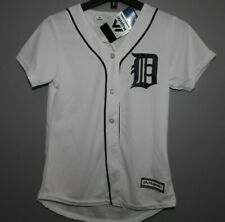 MLB Authentic Detroit Tigers Home Baseball Jersey New Womens XX-LARGE