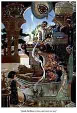 Rene Bull página 099 Hada A4 foto impresión de arte