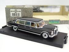 Velocidad 1/43 - Mercedes 600 Pullman 1965 Negra