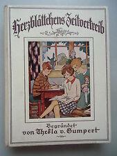 Herzblättchens Zeitvertreib Bd. 77 Jahrbuch für die Kinderwelt