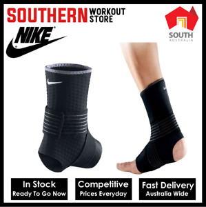 Nike Ankle Wrap Compression Support Fitness Injury Protection