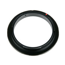 55 MM 55MM metal Macro Reverse Lens Adapter Ring For CANON EOS EF Mount camera