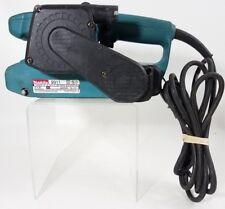 Makita 9911 Belt Sander Without Belt Or Bag Wood Working Electric Hand Tool 120V
