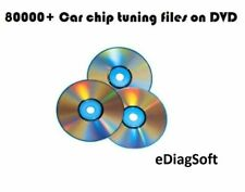 80000+ Car chip tuning files on DVD remapping OBD Remap Files Mpps/galletto/kwp