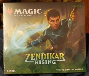 Magic the Gathering CCG: Zendikar Rising Set Bundle