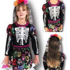 8679a63a102 Day of the Dead Costumes for Girls for sale | eBay