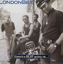 """Londonbeat   7""""   There's a beat going on.. (1988)"""