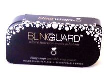 BlingGuard Bling Guard Invisible Wraps Ring Guards 30 Latex Free Disposable