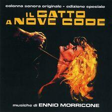 Il Gatto A Nove Code - Complete Score - Limited 500 - Ennio Morricone