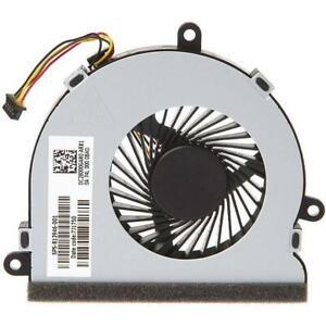 HP 15-AC 15-AF 15-AY 15-BA 15-BS 15-BW 250 255 256 G4 G5 Laptop CPU Cooling Fan
