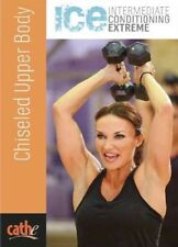 CATHE FRIEDRICH ICE SERIES CHISELED UPPER BODY DVD WORKOUT NEW SEALED