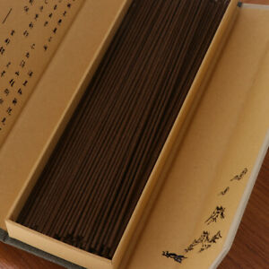 Natural Indian Solid Incense Sticks Aromatic Sandalwood Eaglewood Aroma Cones