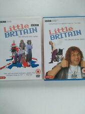 Little Britain - Series 1 & 2  DVD  David Walliams,Matt Lucas FREE P&P
