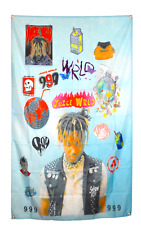 JUICE WRLD Flag 3x5 Tribute Custom 999 Lucid Dreams Banner RARE NEW