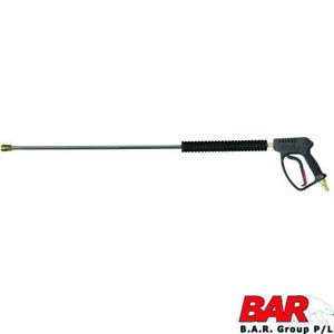 PRESSURE CLEANING GUN ASSEMBLY - 900MM LANCE WITH QUICK COUPLER - 4000PSI