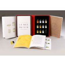 Le Nez du Vin - New oak, 12 aromas - Editions Jean Lenoir - english