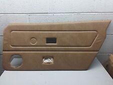 Interior Passenger Door Panel, Triumph TR8, Lucas, NOS XKC2112AAA
