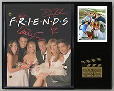 "FRIENDS LTD EDITION REPRODUCTION TELEVISION SCRIPT DISPLAY ""C3"""