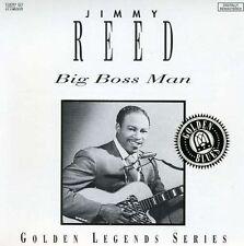 Jimmy Reed - Big Boss Man PILZ RECORDS / Printed in USA Neu