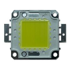 50 W Watt LED Chip kaltweiss, 5500 Lm,6000K,kw, COB,Fluter,Flutlicht, Aquarium