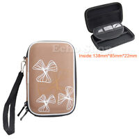 """2.5"""" EVA Hard Carry Case Pouch For WD My Passport External SSD"""
