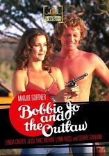Bobbie Jo and the Outlaw 1976 (DVD) Marjoe Gortner, Lynda Carter - New!