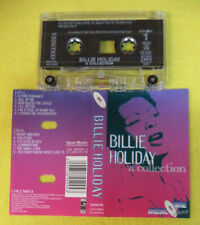 MC BILLIE HOLIDAY A collection 1997 holland COLUMBIA TIME MUSIC no cd lp dvd