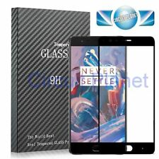 Black Mobile Phone Screen Protectors for OnePlus 3