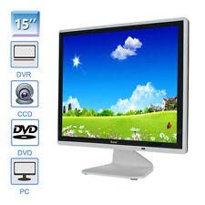 Monitor 17 pollici 1280 * 1024P Ultra HD Video BGA VGA BIO HDMI con telecomando