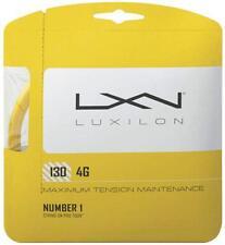 Corde Tennis LUXILON 4G 1,25 n.1 matassina 12m monofilamento