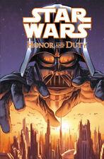 Dark Horse Expanded Universe Star Wars HONOUR & DUTY stars Vader Graphic Novel
