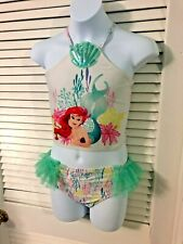 Disney Little Mermaid Girls Tankini