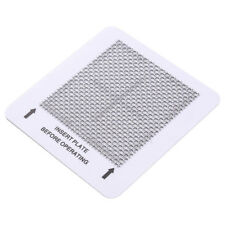 """2Pc Ceramic Ozone Plates for Home Air Purifiers Air Fresh Replacement 4.5"""""""